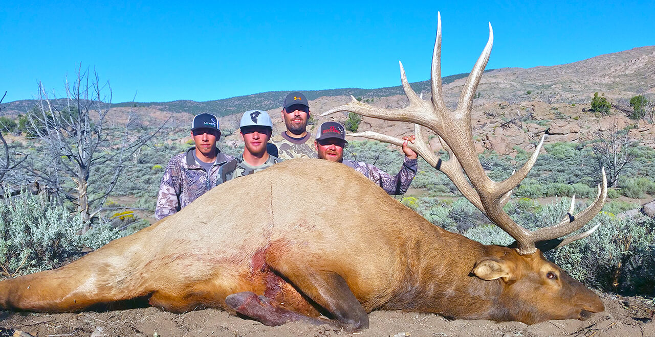 nevada hunting guide service 7l outfitters